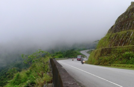 Cameron Highlands - probably the best riding place in the world.
