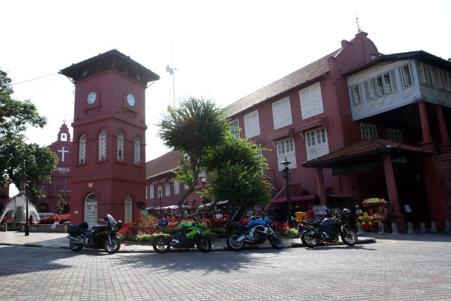 Visit Malacca where time stood still